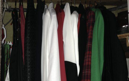 Jag gillar kläder, men inte mode.